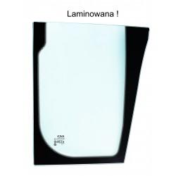 GLASS LAMINATED GREEN WITH SCREEN PRINT CVA !!!