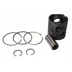 KIT PISTON AND RINGS +0.5MM
