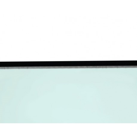 TOUGHENED GREEN GLASS WITH SCREEN PRINT CVA