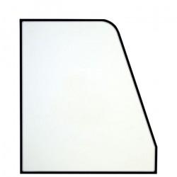 GLASS TOUGHENED CLEAR WITH SCREEN PRINT CVA DOOR UPPER
