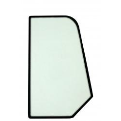 GLASS TOUGHENED GREENW ITH SCREEN PRINT CVA DOOR UPPER REAR