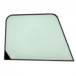 GLASS TOUGHENED GREEN WITH SCREEN PRINT CVA RIGHTHAND