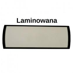 GLASS LAMINATED BRONZE WITH SCREEN PRINT CVA- ROOF