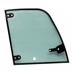 GLASS TOUGHENED GREEN WITH SCREEN PRINT