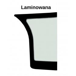 GLASS LAMINATED GREEN WITH SCREEN PRINT CVA DOOR LOWER LEFTHAND