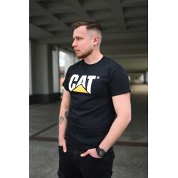 KLASYCZNY T-SHIRT CAT ORYGINAŁ XXL