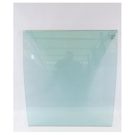 GLASS WITH NO ROUNDED CORNERS