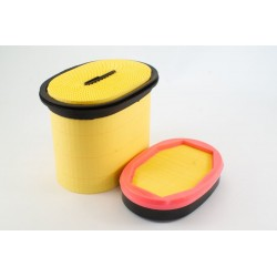 Komplet filtrów powietrza Caterpillar 428D2 428E