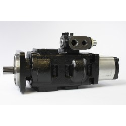 HYDRAULIC PUMP REPLACEMENT