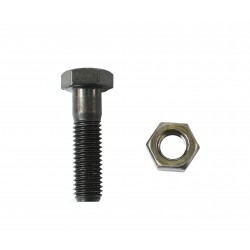 BOLT MINI TOOTH TWO SIDES WITH NUT