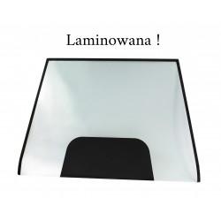 GLASS LAMINATED CLEAR WITH SCREEN PRINT CVA !!!