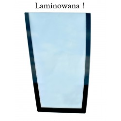 GLASS LAMINATED GREEN WITH SCREEN PRINT GENUINE QUALITY CVA !!!